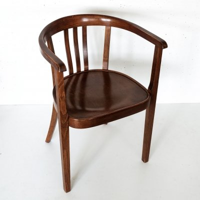110a arm chair by Horgen Glarus, 1940s