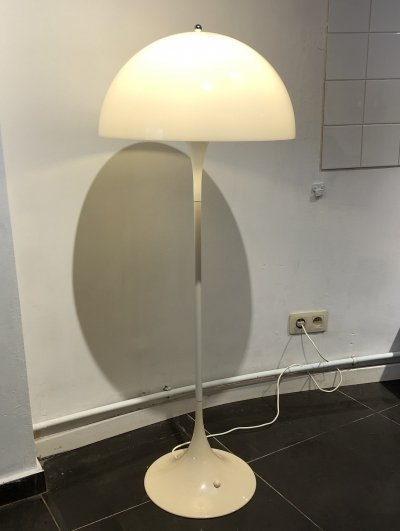 'Panthella' Floor Lamp by Verner Panton for Louis Poulsen, 1970s
