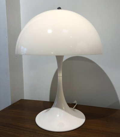 'Panthella' Table Lamp by Verner Panton for Louis Poulsen, 1970s
