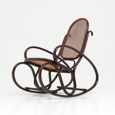 Exceptional Rocking Chair by Thonet