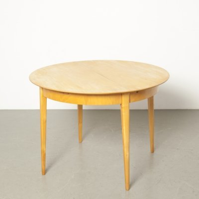 Round dining table TB05 by Cees Braakman for Pastoe, 1950s