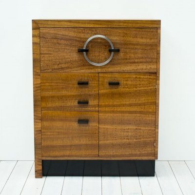 American Art Deco Bureau by Gilbert Rohde for Herman Miller, 1930s