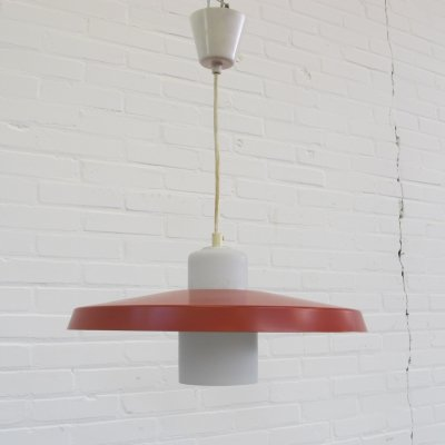 Vintage Philips pendant lamp, 1960s