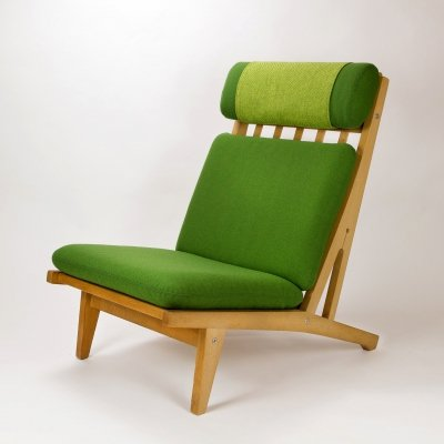 GE 375 Side Chair by Hans Wegner for Getama, Denmark 1960s