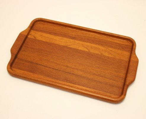 Model 808 Danish Teak Tray by Digsmed, 1960s