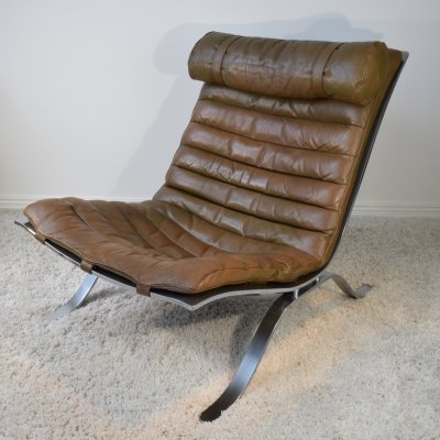 Arne Norell 'Ari' Easy Chair, 1970's