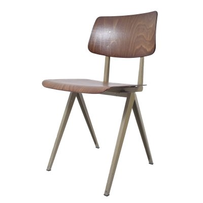 12 x S16 dining chair by Galvanitas, 1960s