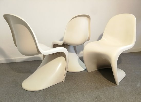 Panton chair by Fehlbaum for Herman Miller
