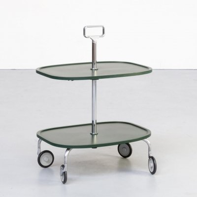 Antonio Citterio & Glen Oliver Löw serving table trolley for Kartell