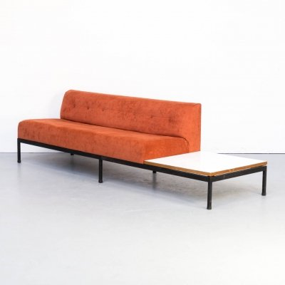 Kho Liang Ie '070' series sofa for Artifort, 1960s