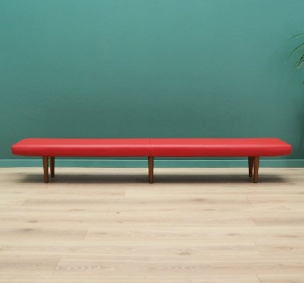 Danish design bench, 1990's