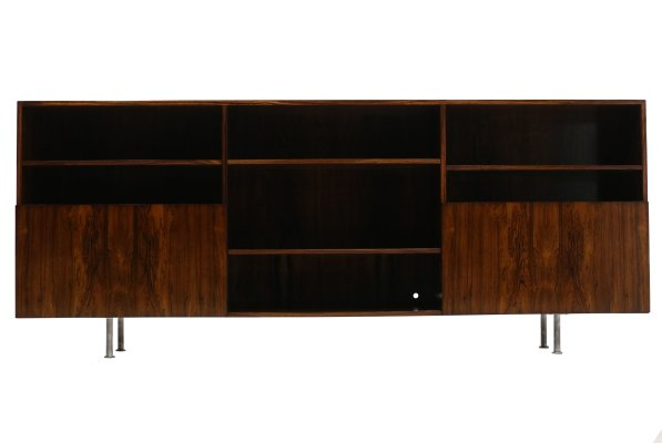 Rosewood bookcase by Ib Kofod Larsen, 1960s