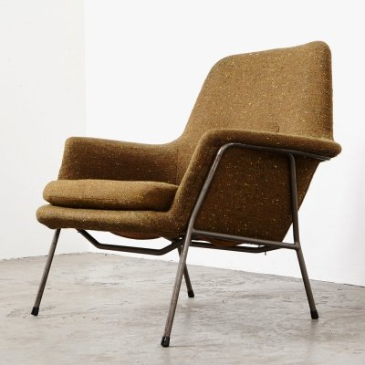 Rare Koene Oberman Lounge Chair for Gelderland, 1950s