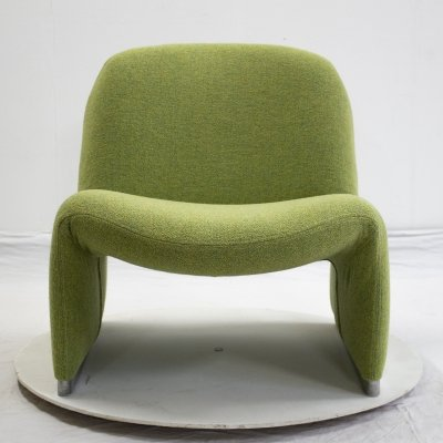 2 x Alky lounge chair by Giancarlo Piretti for Anonima Castelli, 1960s