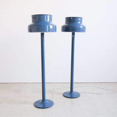 Pair of 'Bumling' floor lamps by Anders Pehrson