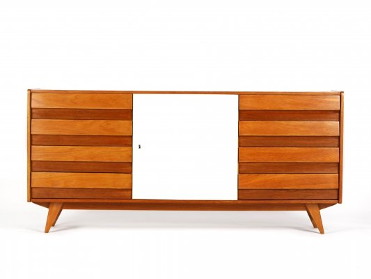 Model U-460 Sideboard by Jiri Jiroutek for Interior Praha, 1960s