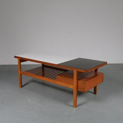 Jos de Mey Coffee Table for Van Den Berghe Pauvers, Belgium 1950