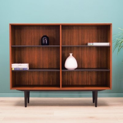 Danish design Bookcase in teak by Brouer Møbelfabrik, 1970s