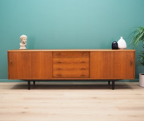 Danish design Sideboard in teak by Clausen & Søn, 1970s
