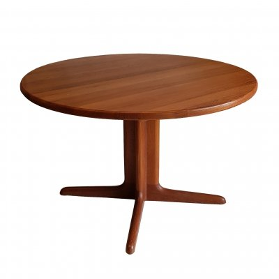 Teak Dining Table by Skovby Denmark