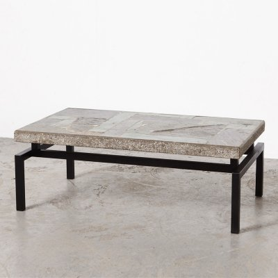 Early Paul Kingma Coffee Table, 1960s
