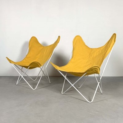 Butterfly lounge chair by Jorge Ferrari Hardoy for Knoll, 1970s