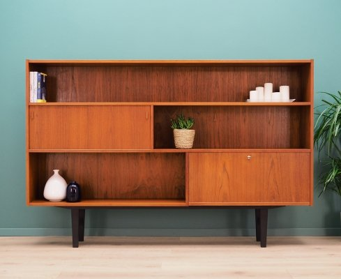 Danish design Bookcase in teak, 1970's