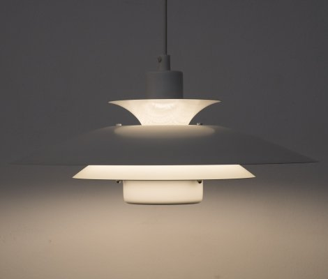 Pendant lamp 'Volga' by Jeka Metaltryk, 1980s