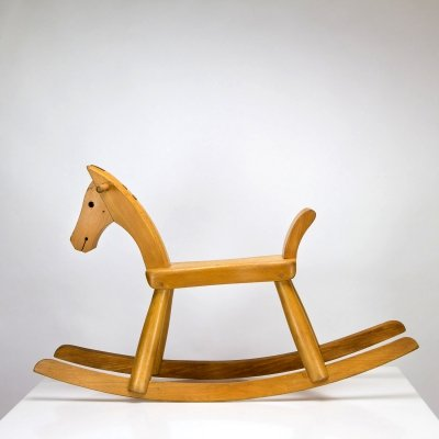 Kay Bojesen Child's Rocking Horse, Denmark 1960s