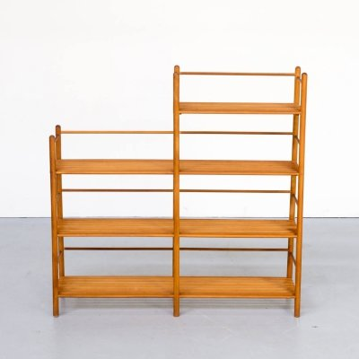 70s teak design storage rack