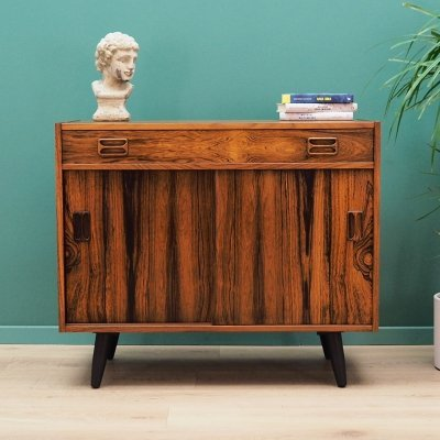 Rosewood Cabinet by Niels J. Thørso, 1970s