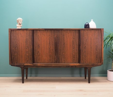 Danish design Highboard in rosewood, 1970's