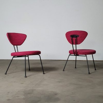 Very rare 'Cobana' set by Floris Fiedeldij for Artimeta, 1956