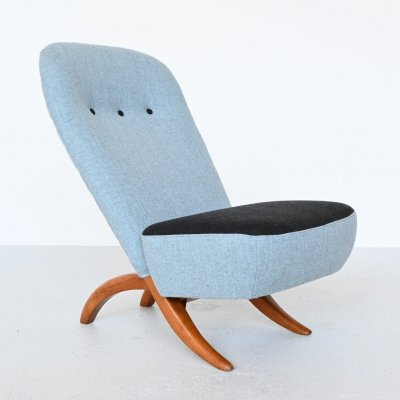 Theo Ruth Congo lounge chair by Artifort, Netherlands 1957