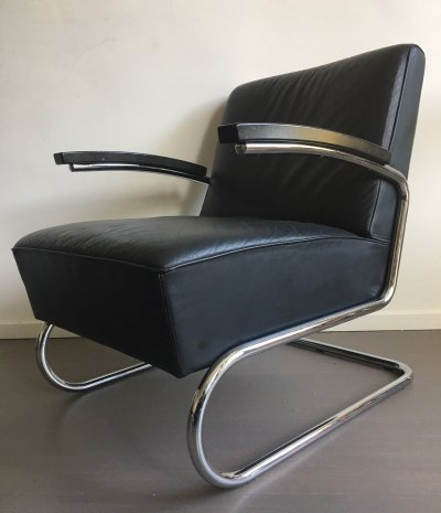 Thonet lounge chair, 1980s