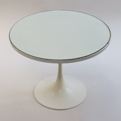 Rare Version of 1960s Tulip Side Table by Maurice Burke for Arkana UK