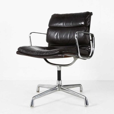 EA208 office chair by Charles & Ray Eames for Herman Miller, 1960s