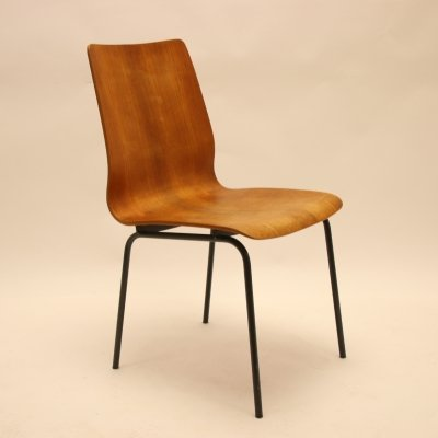 Friso Kramer 'Euroika' Chair for Auping, 1960