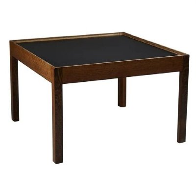 Rosewood square coffee table by Erik Christian Sørensen for Bo-Ex, 1960s