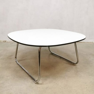 Vintage Dutch design coffee table by Jasper Morrison for Artifort, 1990s