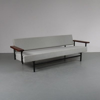 Early edition sleeping sofa by Rob Parry for Gelderland, 1950s