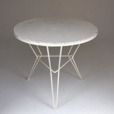 French Mid-Century Modern Table by Mathieu Mategot