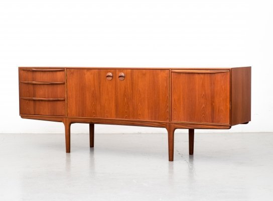Dunfermline teak sideboard by Tom Robertson for Mcintosh, 1960s