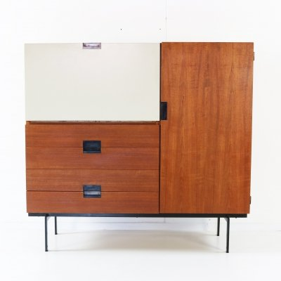 CU01 cabinet by Cees Braakman for Pastoe, 1960s
