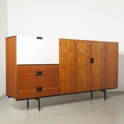 CU/Japanse series highboard by Cees Braakman for Pastoe, 1950s