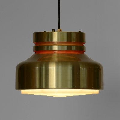Small pendant light from Super-light, Denmark 1970s