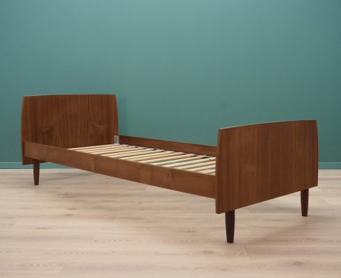 Danish design Bed frame in teak, 1960's