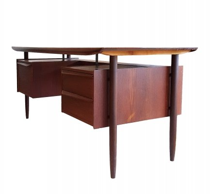 Tijsseling writing desk, 1950s