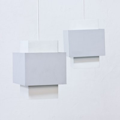 Pair of 'Selectra' Pendant Lamps by Hans-Agne Jakobsson, Sweden 1960s