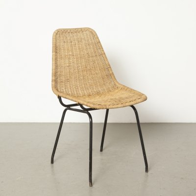 Rattan model Italia 100 dining chair from Rotanhuis